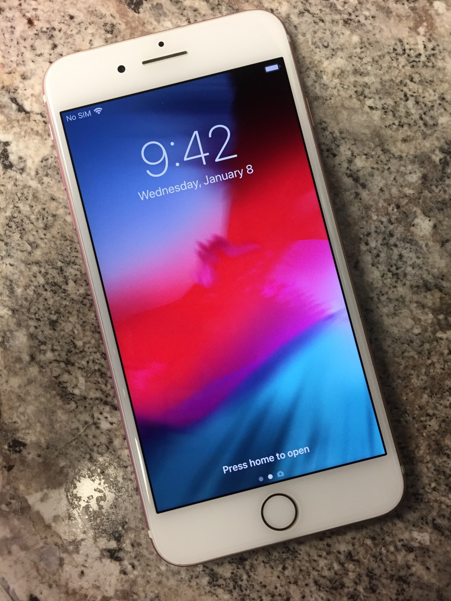 AT&T/Cricket Only - iPhone 7 Plus - 32GB - Rose Gold