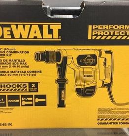 NEW - DEWALT D25481K SDS MAX Combination Hammer Kit - 40mm