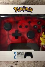 Power A Enhanced Wired Controller - Nintendo Switch - Pikachu
