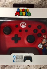 Power A Enhanced Wired Controller - Nintendo Switch - Mario