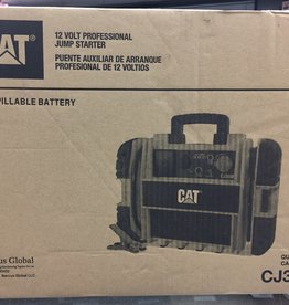CAT CJ3000 12V Professional Jump Starter - New