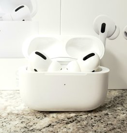 Apple Airpods Pro Wireless Earbuds - White - Pre-Owned