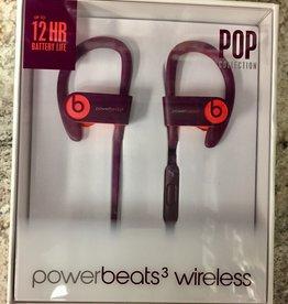 New in Box - Wireless PowerBeats 3 - Pop Magenta