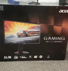 """Acer XFA240 24"""" 1080p 144hz Gaming Monitor - New In Box -"""