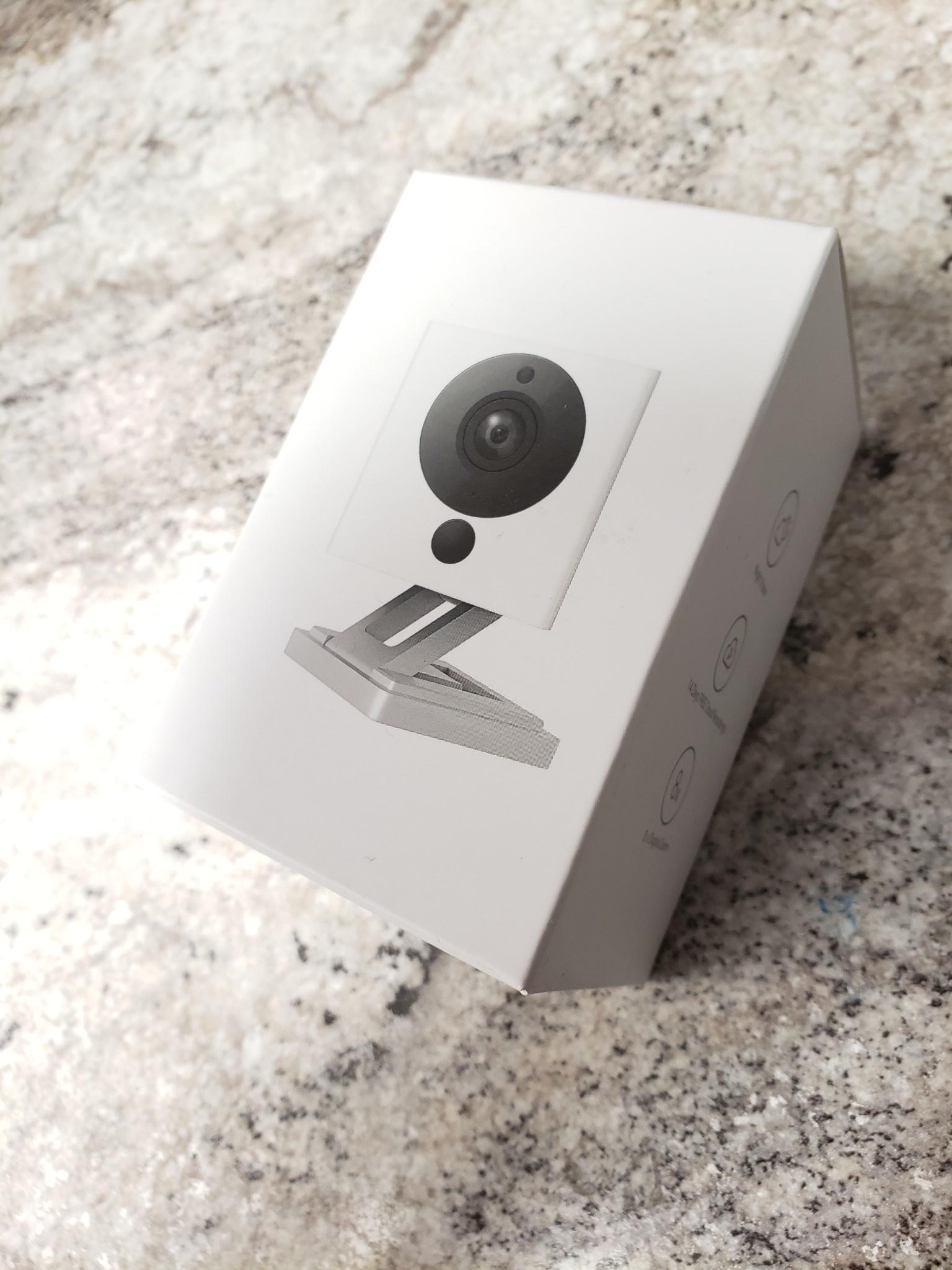 Wyze Cam V2 - 1080p Smart Home Camera - New