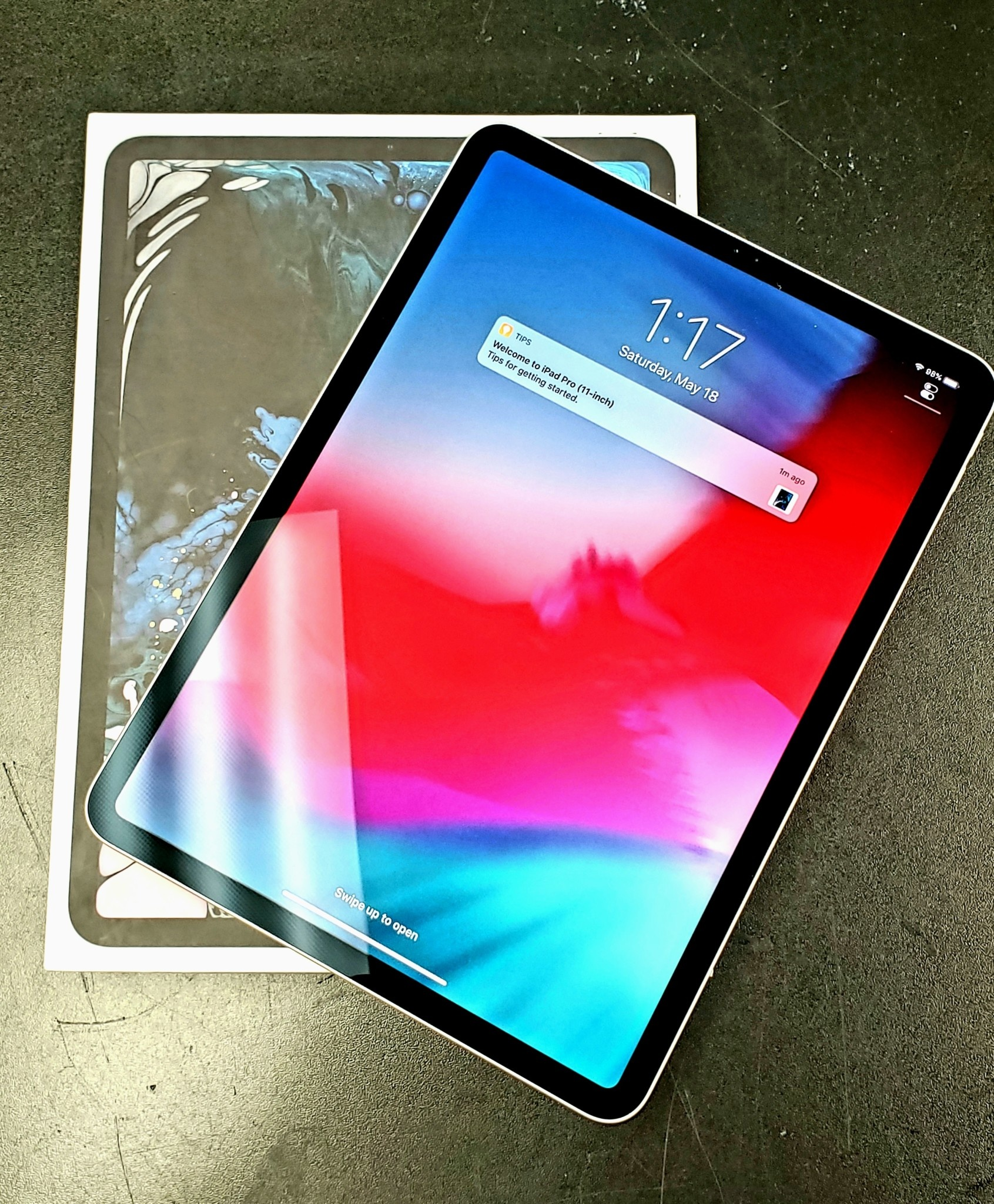 """iPad Pro 3 (3rd Gen.) - 11"""" - 64GB - Space Grey - Pre-Owned"""