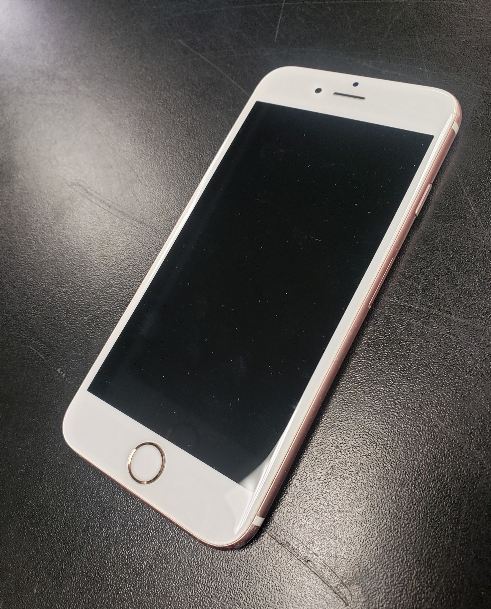 AT&T/Cricket  - Apple iPhone 6s - 128GB - Rose Gold - Fair Condition