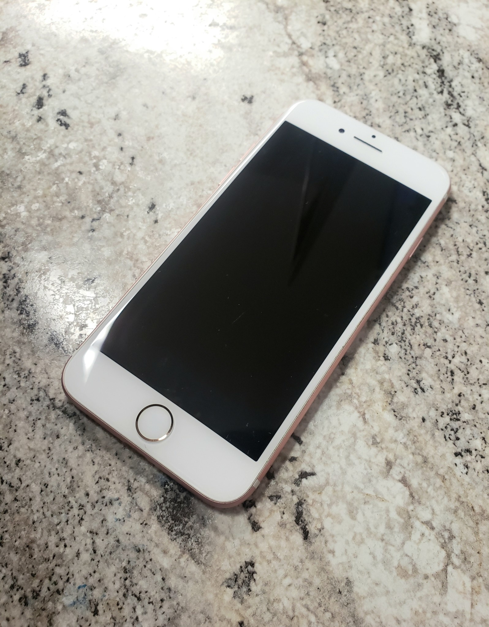 T-Mobile/MetroPCS - iPhone 7 - 256GB - Rose Gold - Fair Condition