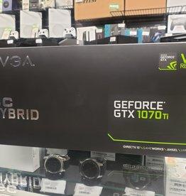 EVGA GeForce GTX 1070Ti SC Hybrid Gaming Graphics Card - Pre-Owned