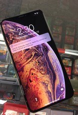 AT&T/Cricket - iPhone XS Max - 64GB - Gold