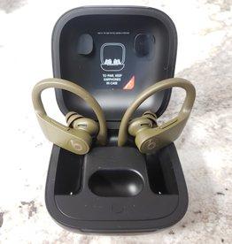 Powerbeats Pro - True Wireless Earphones / Earbuds - Moss Design - Pre-Owned