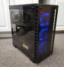 Digital Storm Gaming PC - Ryzen 5 1400 3.2/3.4Ghz - 8GB RAM - 2TB HD +256GB SSD - 1050ti 4GB - Windows 10