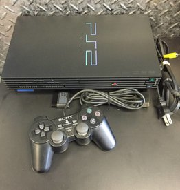 Original Sony PS2 Fat Playstation 2 Console System - Complete w/ Controller!