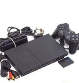 Original Sony Playstation 2 - Slim - PS2 Gaming System - Black