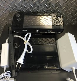 Nintendo Wii U 32gb - WUP-101(02) - Black - Gaming Console Bundle