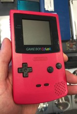 Nintendo GameBoy Color CGB-001 - Berry Pink - Handheld System