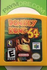 N64 - Donkey Kong 64
