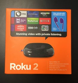 Roku 2 HD Digital Media Streamer - Pre Owned