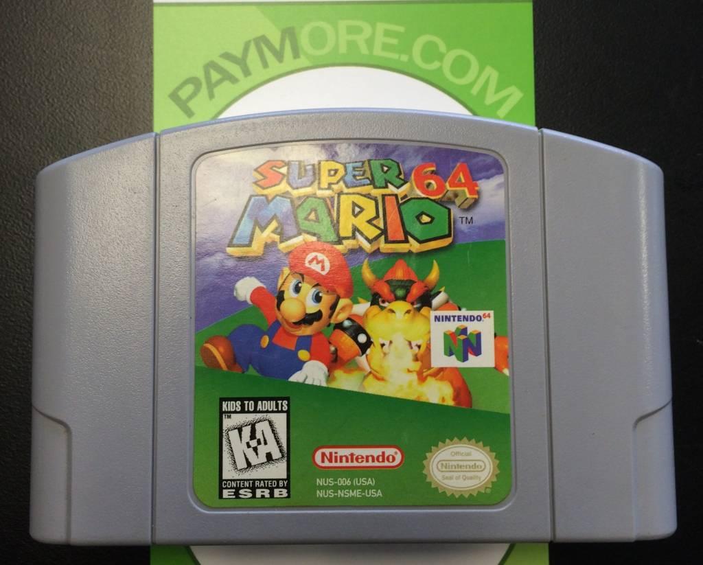 N64 - Super Mario 64