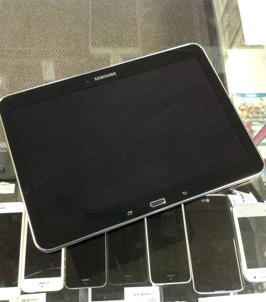 """Samsung Galaxy Tab 4 - 16GB - 10"""" SM-T537A 4.4.2 - Black"""