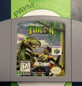 N64 - Turok The Dinosaur Hunter
