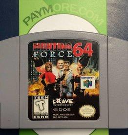 N64 - Fighting Force 64