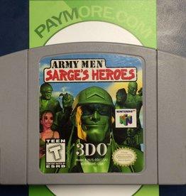 N64 - Army Men Sarge's Heroes