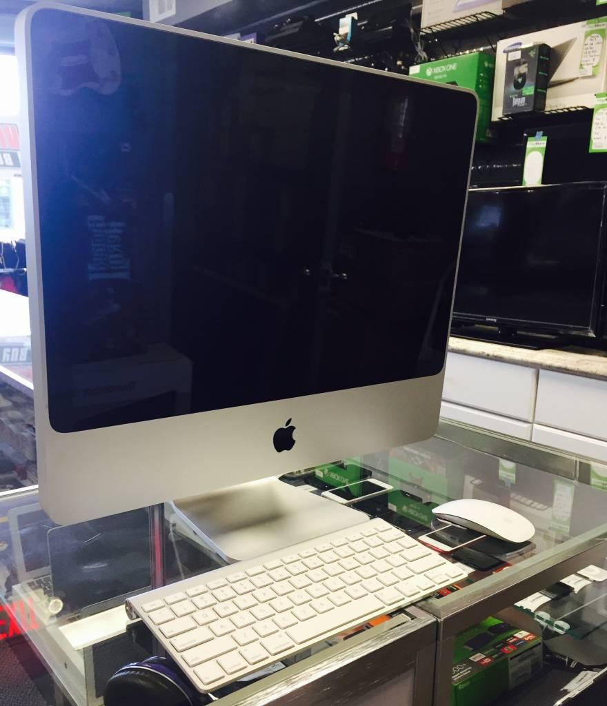 """Apple 24"""" Early 2008 iMac Core 2 Duo 2.8GHz - 2GB RAM - 320GB HD -"""
