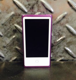 Excellent! Apple iPod Nano 7th Generation Purple 16GB
