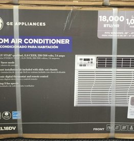 NEW GE - ENERGY STAR 230-Volt AEL18V Electronic Room Air Conditioner 17,600BTU 1,000SQ FT COVERAGE