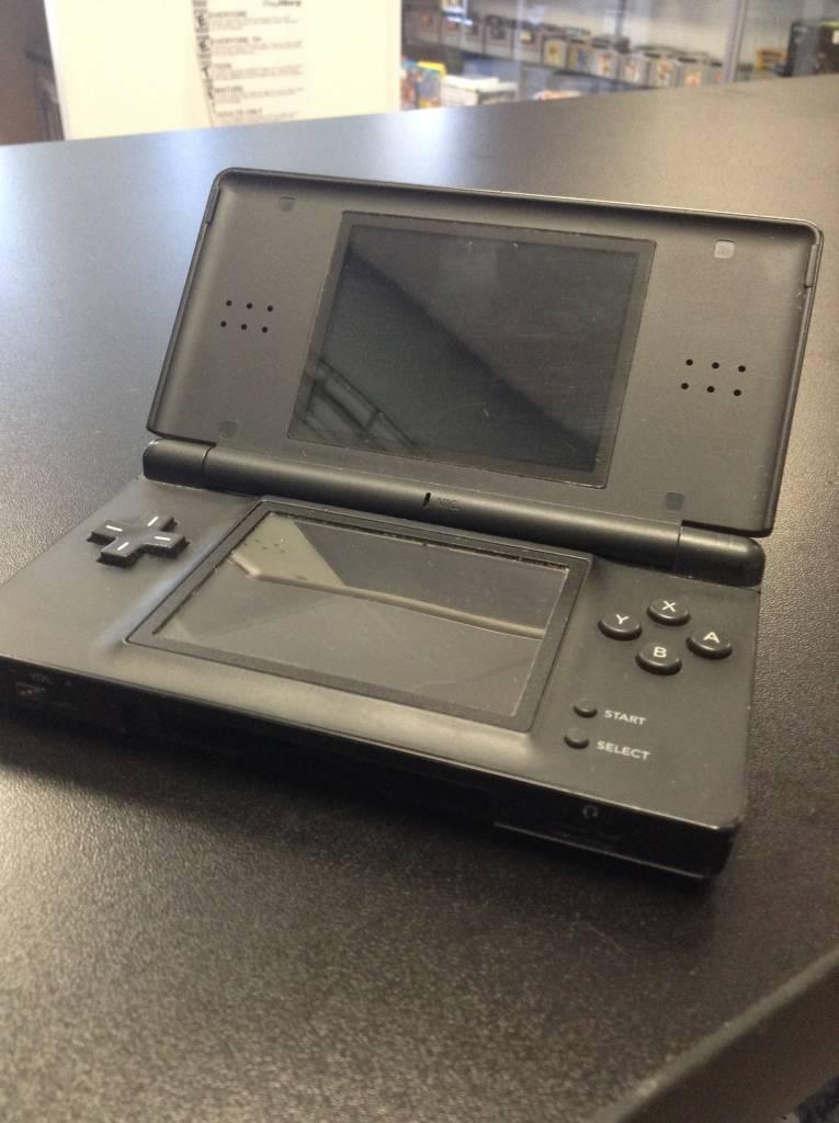 Original Nintendo DS Lite - Black - Game System w/ Charger