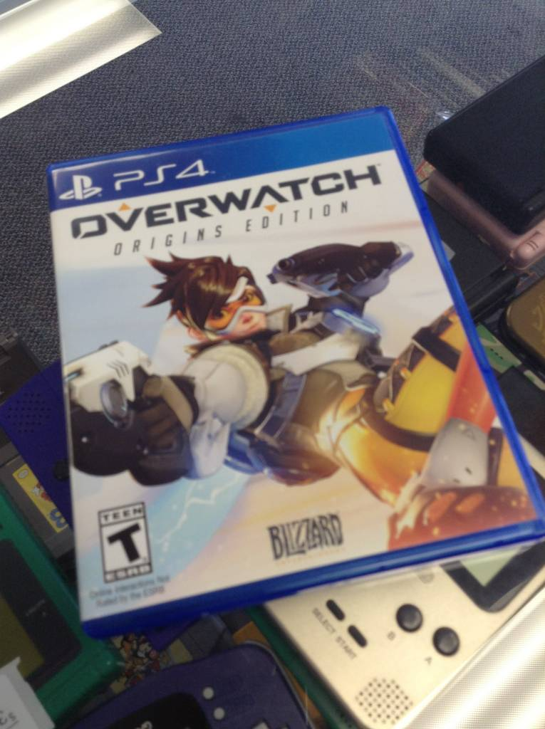 Overwatch: Origins Edition (Sony PlayStation 4, 2016)