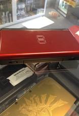 Original Nintendo DS Lite - Red & Black - Game System w/ Charger