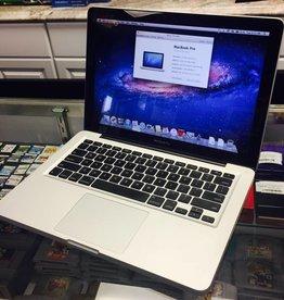 "Late 2011 13"" Apple MacBook Pro - i5 2.4Ghz - 4GB RAM - 500GB - Fair"