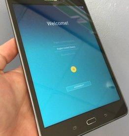 "Samsung Galaxy Tab A - 16GB - Wi-Fi- 8"" - Smoky Titanium Android Tablet"