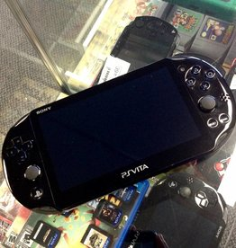 Sony PS Vita Original Sony PSP Vita PCH-1101 Handheld Gaming Console  PCH-1001 - Black