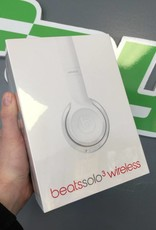 Mint in Box - Beats by Dre Solo 3 Wireless Headphones - White Edition