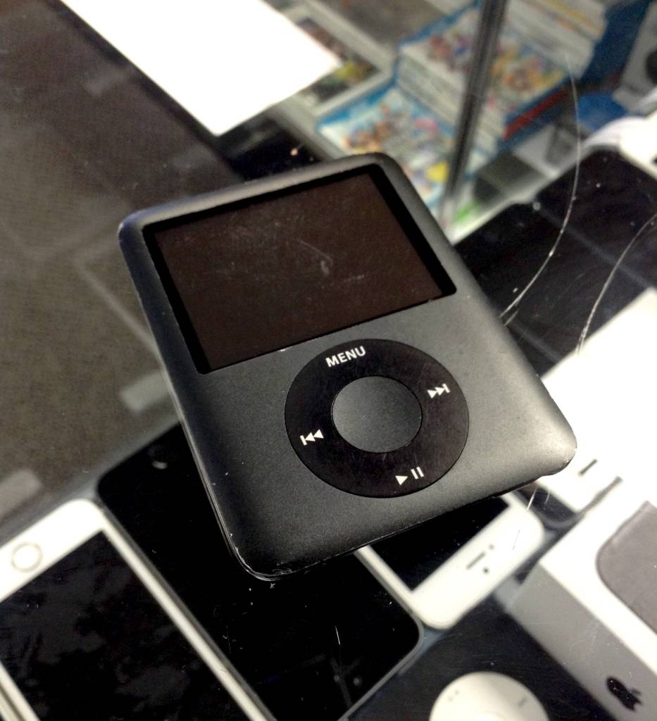 Fair iPod Nano 3rd Generation - 8GB - Black