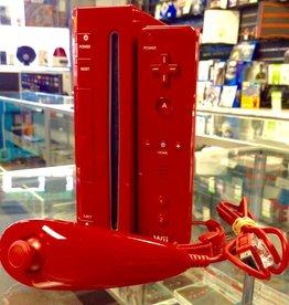 Nintendo Wii 25th Anniversary Red Edition Console Bundle- RVL-001