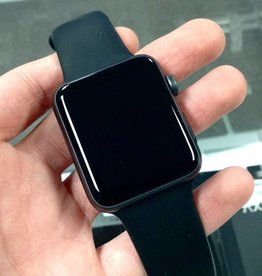 Apple Watch Series 1 - 38mm - Black Sport -