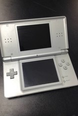 Original Nintendo DS Lite - Silver - Game System w/ Charger