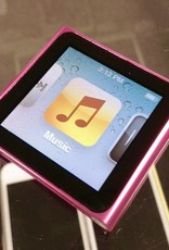 Apple iPod Nano 6th Generation Clip - 8GB - Pink