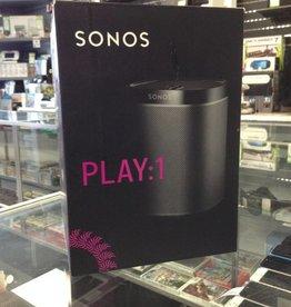 Sonos Play: 1 Bluetooth Speaker  - Black
