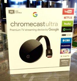 Google Chromecast Ultra - 4K TV Streamer - New In Box