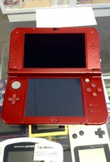 """""""New"""" Nintendo 3DS XL - Glossy Red"""