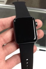 Apple Watch Series 2 - 38mm - S/M Black - Fair