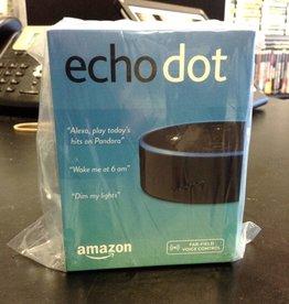 New- Amazon Echo Dot 2 - Alexa Personal Assistant (Black)