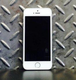 Unlocked - iPhone 5S - 16GB - White / Silver - Fair