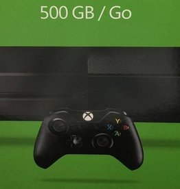 Pre-Owned Microsoft Xbox One 500GB