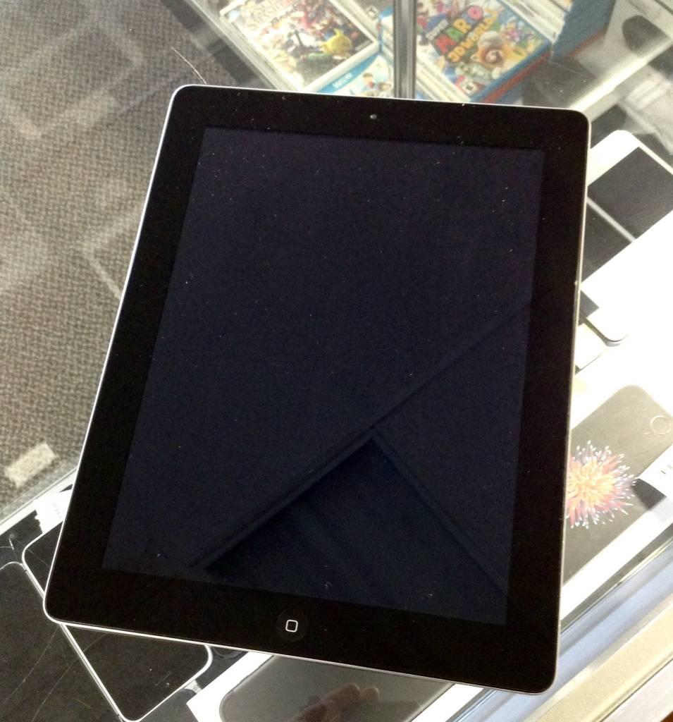 4G Unlocked - Apple iPad 2nd Generation - 64GB - Space Gray